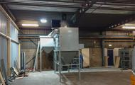 New coating line for wide materials in full swing